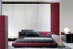 Sypialnia, styl minimalistyczny