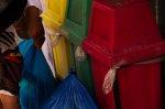 kosze do segregacji śmieci
