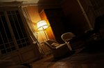 lampa w mieszkaniu